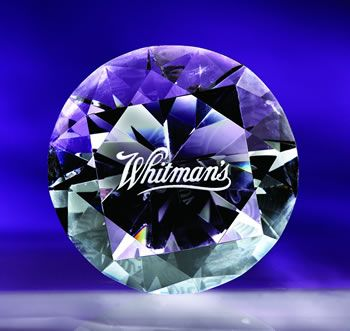 Diamond Crystal Engraved Paperweight - 3